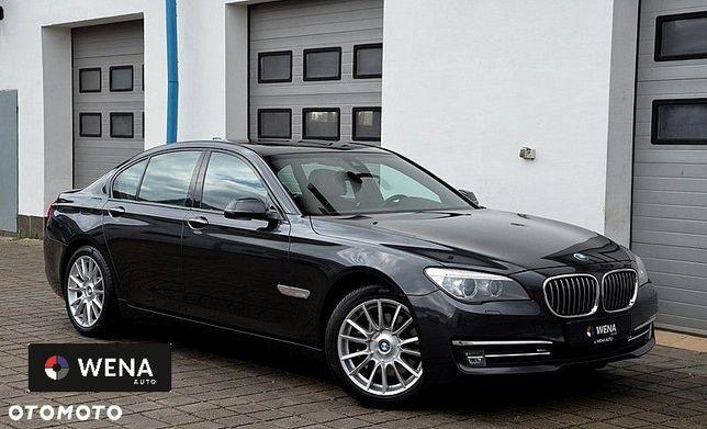 BMW Seria 7 #Idealna#Totalny Full#100%ASO#100%Oryg#Gwarancja#