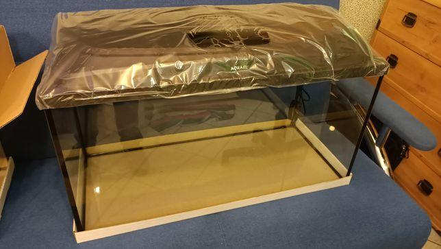 Akwarium 112 litrów Aquael pokrywa led NOWE