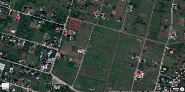 Продам земельный участок 15 соток под застройку в пос. Коротич