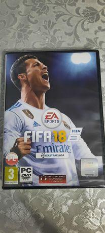 Gra na PC FIFA 18
