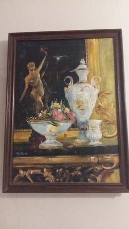 Obraz Obrazy olejowe na płótnie 80x70