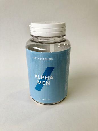 Мультивитамины для мужчин Alpha Men от MyProtein