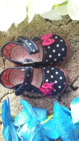 туфельки. Обувь для детей. Тапки