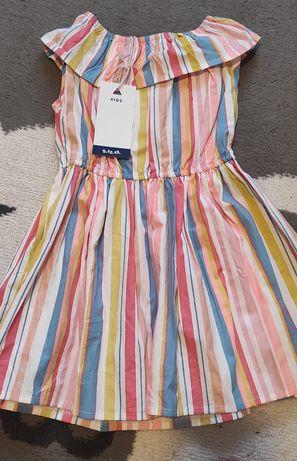 Sukienka hiszpanka dla dziewczynki 51015 rozm. 98