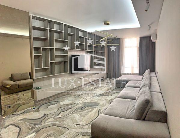 Квартира с новым ремонтом в клубном доме Новопечерские Липки