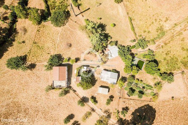 Quinta de 6,7 ha e moradia térrea T3 | Arraiolos