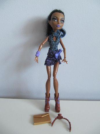 Robecca steam - lalka Monster High