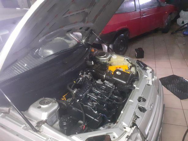 Мотор 1,6 16 кл ваз2110