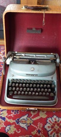 Maszyna do pisania ALPINA antyk