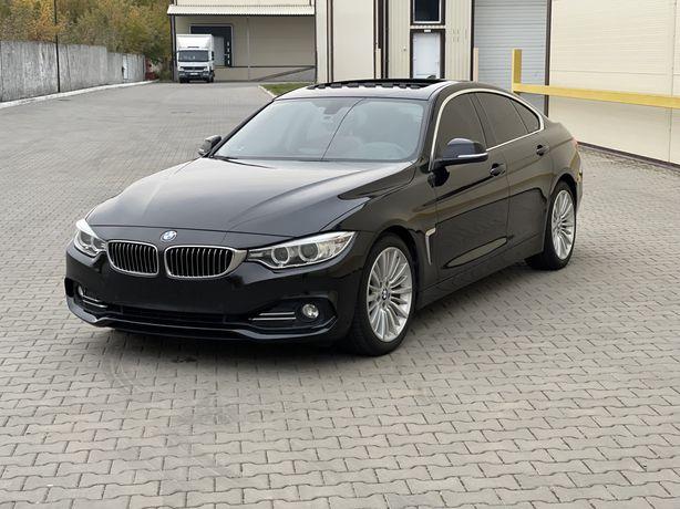 BMW 428i grand coupe luxury line
