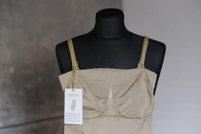 Nowa sukienka modelująca, wyszczuplająca Gatta rozmiar S dwa kolory