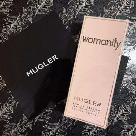 Thierry Mugler Womanity Eau de Parfum 80 ml Оригинал Angel