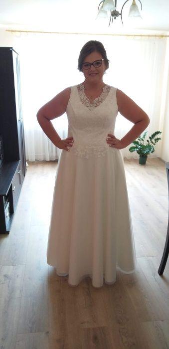 Suknia ślubna 44 OKAZJA