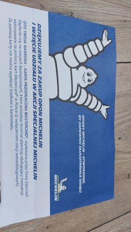Karta lojalnościowa Michelin 100zł
