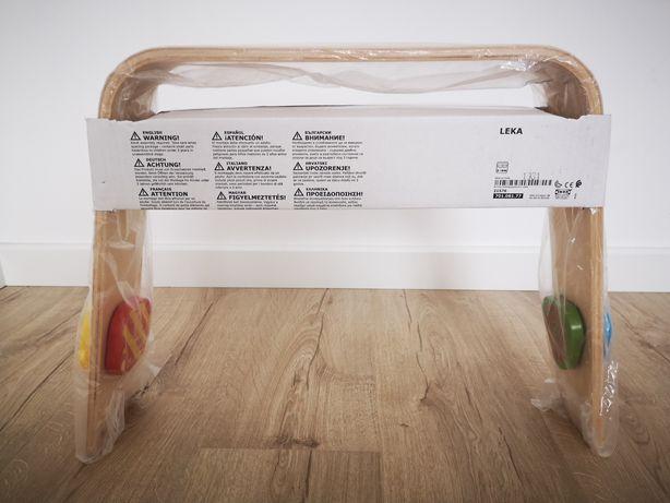 NOWY Stojak z zabawkami, Ikea Leka