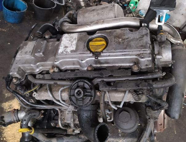 Silnik 2.0 DTI 16V X20DTH Opel Vectra B Astra G Omega B Zafira A 100%