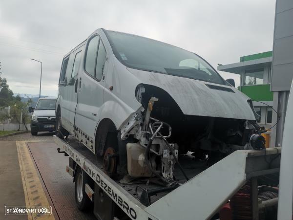 Para Peças Renault Trafic Ii Caixa (Fl)