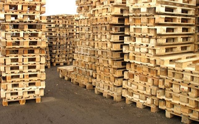 Поддон деревянный 800х1200;1000х1200 евро и другие, продаем и покупаем