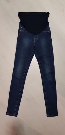 Spodnie ciążowe jeansy R. 36