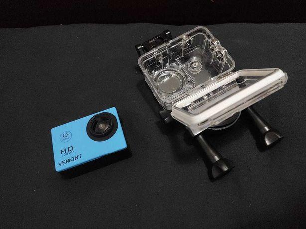 Camera prova d'agua Vemont Full HD 1080p 12MP