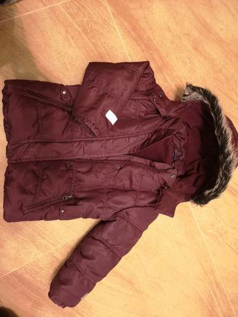 Zimowa kurtka 110 cm