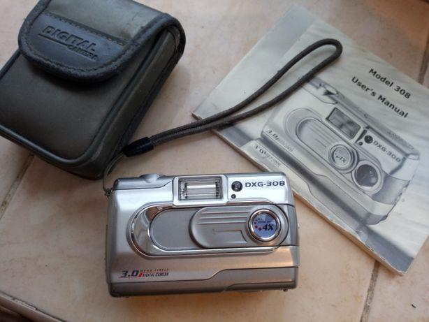 Продам Digital Camera XG-308. На пальчиковых батарейках. Раритет))