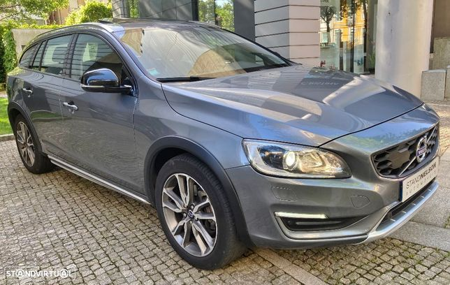 Volvo V60 Cross Country 2.0 D3 Summum Geartronic