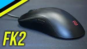 Продаю игровую мышь Zowie FK 2