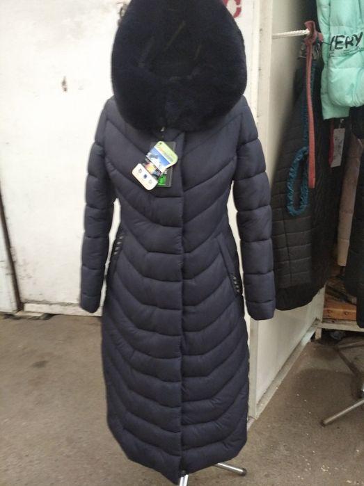 Жіноче зимове пальто Хмельницкий - изображение 1