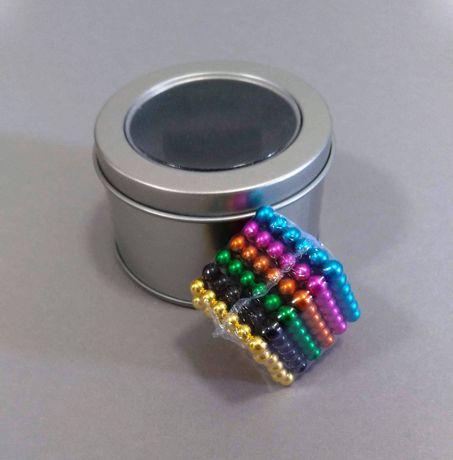 Новая игрушка неокуб неодимовый кубик магнитные шарики, конструктор