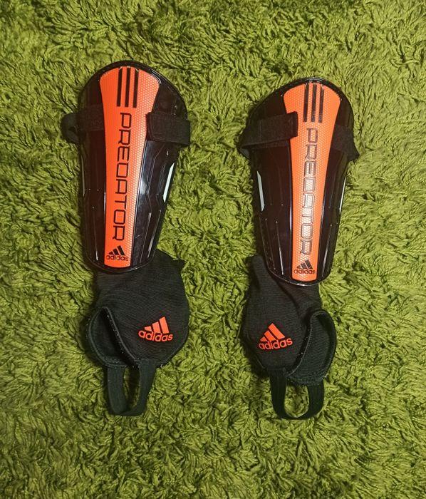 Adidas Predator щитки Малин - изображение 1