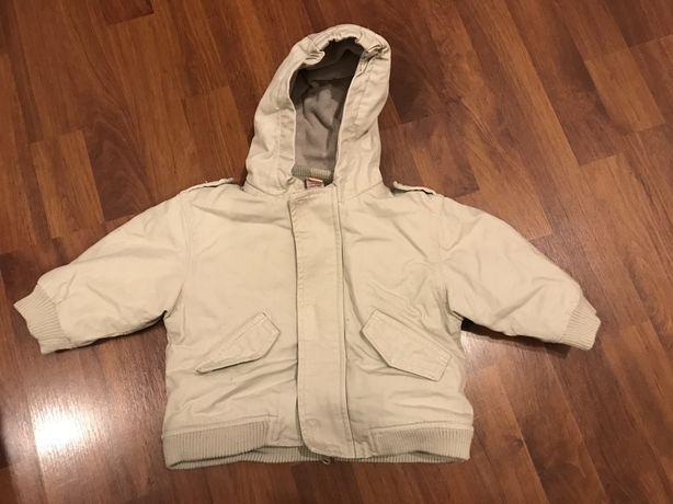 Детская курточка 6-9 мес БЕСПЛАТНО