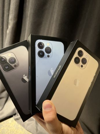 New iPhone 13 Pro 128/256/1Tb