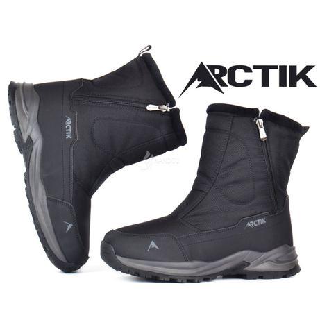 Дутики на мальчика Arctika термо зимние сапоги сноубутсы 37-41р