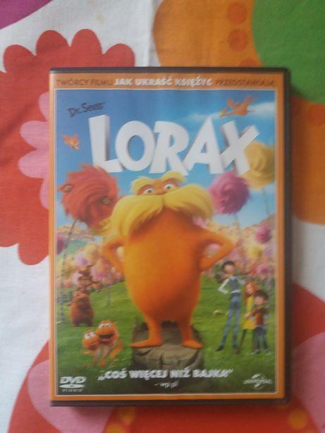 DVD.. nowe LORAX.