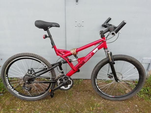 Продам горный велосипед azimut