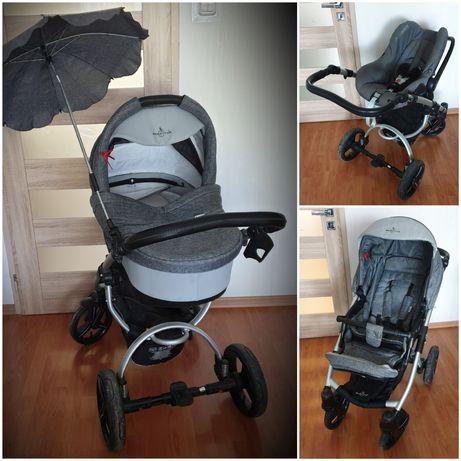 Wózek dziecięcy 3 w 1 Maxi Cosi Citi Bebetto Luca