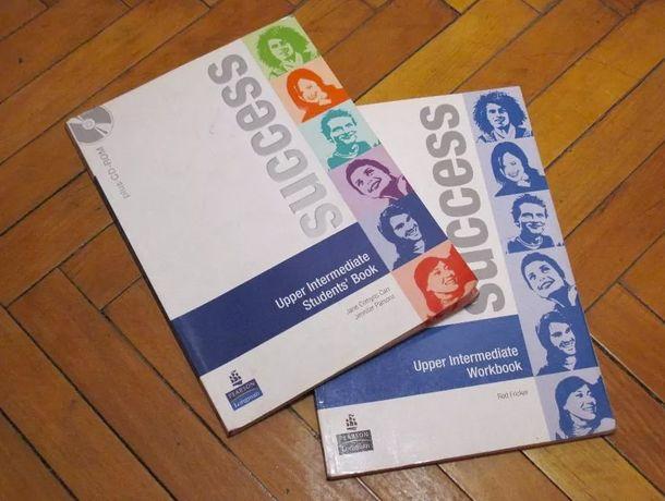 Success Intermediate Student's Book and Workbook. ЖК София, Шулявка