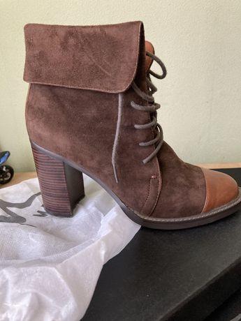 Ботинки женские осенние-весеннии