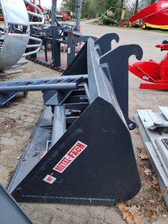 Łycha szufla łyżka ładowarki 240cm JCB nieużywana Metal Fach MF