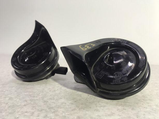 Клаксон Сигнал звуковой Клаксоны Улитки Звуковые сигналы БМВ bmw Bosch