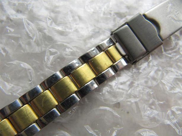 Браслет для часов из нержавеющей стали, 12 мм, неразъемный, новый