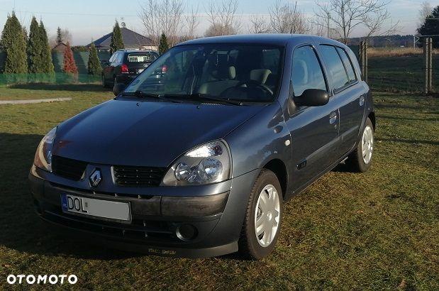 Renault Clio Renault Clio 1,2