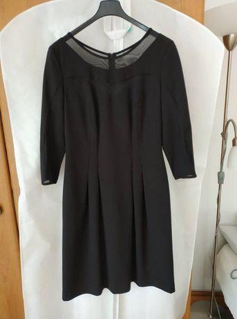 Czarna Sukienka r. 38 !