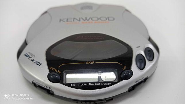 Discman Kenwood DPC-X301 odtwarzacz płyt kompaktowych