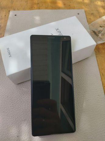 Sony xperia 10 plus на запчасти сломан процессор