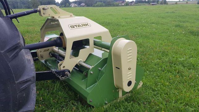 Kosiarka bijakowa STARK 155 cm PROFI Mulczer Rozdrabniacz przesuw hydr