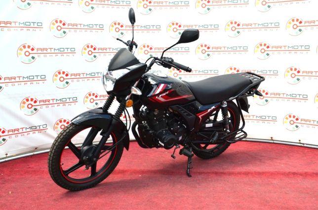 Новый мотоцикл LIFAN Лифан BTR 200 Официально из салона Артмото