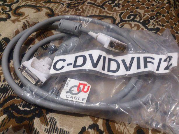 Удлинитель DVI кабеля для монитора