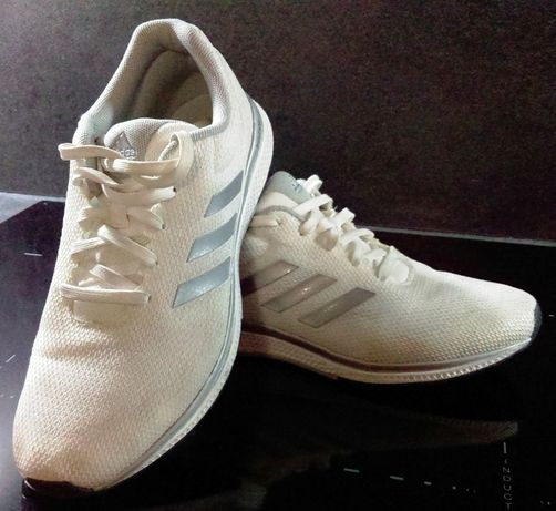 Buty Adidas Performance Mana bounce 2 Aramis białe